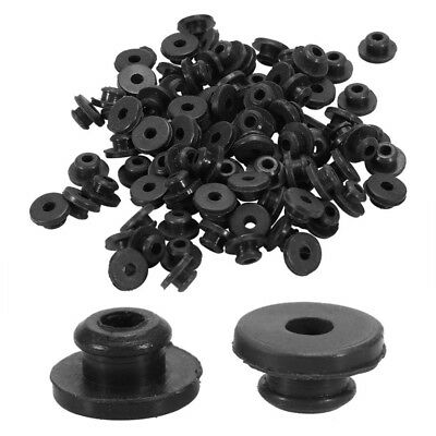for tattooists Needle Loop Black Rubber Grommets