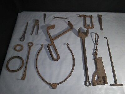 Antique / Vintage Tool Lot Old Tool Lot