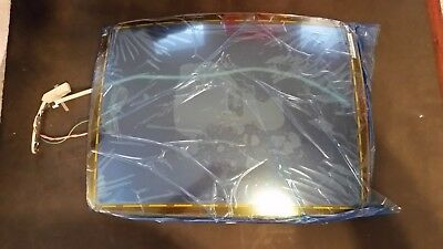 """NOS 19"""" touchscreen glass for CRT monitor - NEW"""