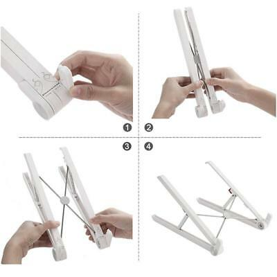 Adjustable Notebook Cooling Laptop Mount Stand Tablet Desktop Holder Y2