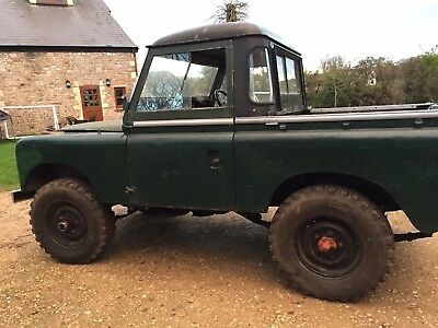 1961 Series 2 Land Rover