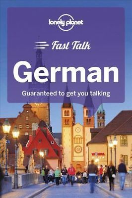 German Fast Talk Phrasebook Lonely Planet 2018