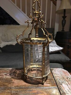 Antique Lantern Light