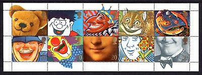 GB 1990 Greetings Stamps - Smiles SG1483 - 1492 Unmounted Mint