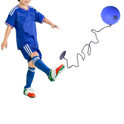 Football Soccer Training Ball Kick Trainer Practice Skills Self Training