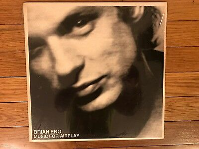 Brian Eno - Music For Airplay  SEALED