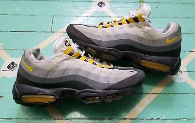 NIKE AIR MAX 95 511306 071 Anthracite Varsity Maize Wolf