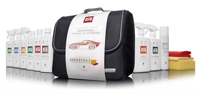 Autoglym VP9SBWI The Collection - Perfect Bodywork, Wheels & Interiors