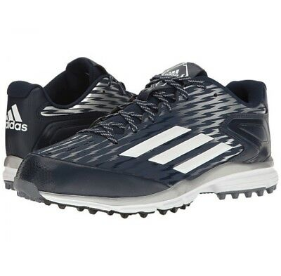 d1df83ce8802 adidas poweralley 3 III turf navy White q16558 Men 10 baseball shoes power  alley
