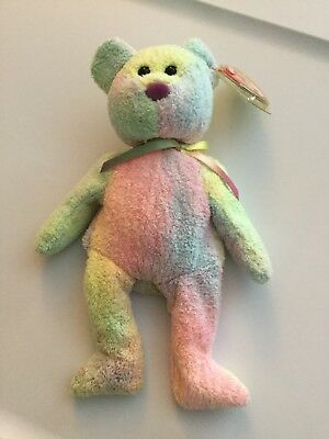 19bc945825f rare collectible groovy 1999 ty beanie baby