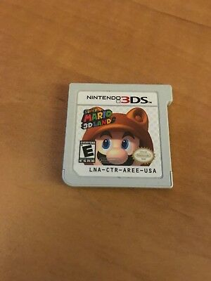 Super Mario 3D Land - Nintendo 3DS - Cartridge Only - Great Condition!