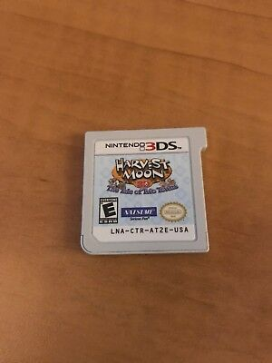 Harvest Moon 3D: The Tale of Two Towns - Nintendo 3DS - Cartridge Only!