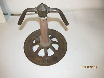 antique lawn sprinkler gold label lawn sprinkler