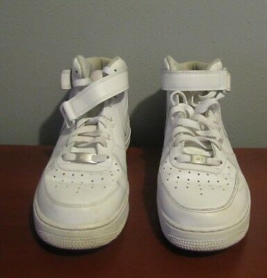 check out 89f3c 00da0 Nike Air Force 1 Mid  07 Men s Shoes White White 315123-111 sIZE