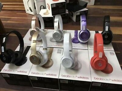 Beats Solo3 Over the Ear Headphones - Multiple Colours To Choose From
