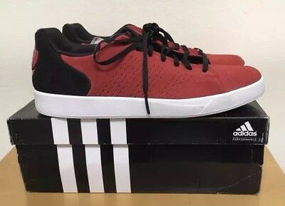 fe9a2dbafa57 adidas D Rose Lakeshore Low Top Sneakers  Red Black- Mens All Sizes NEW