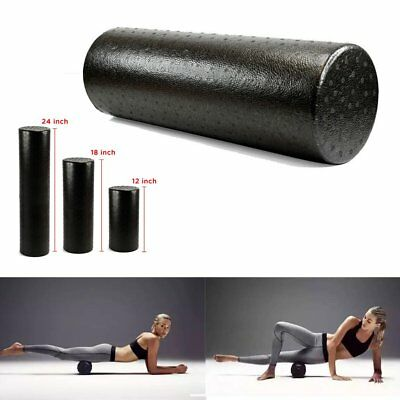 Extra Firm High Density EPP Foam Roller Muscle Back Pain Trigger Yoga Massage Z8