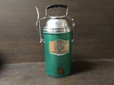 Vintage Gold Coin Freezin Hot Bottle Company Thermos++Hard to Find+++