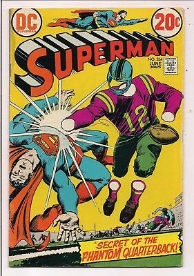 Superman #264 (June 1973, DC)