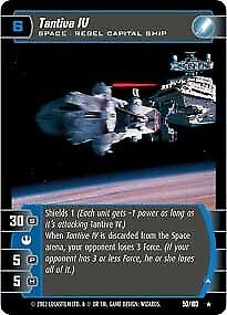 ANH Imperial Sentry Droid #20 Rare Star Wars TCG