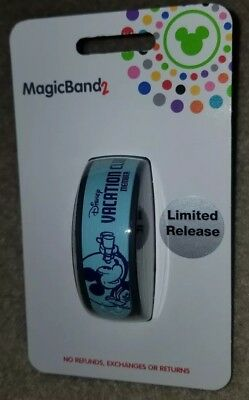 NEW Disney Parks  Disney Vacation Club Magic Band 2 Limited Release LINKABLE