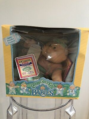 Cabbage Patch Kids - Babies (1991) Still In Box