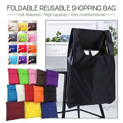 Cute Foldable Recycle Bag Eco Reusable Shopping Bag Fruit Vegetable Grocery ZI
