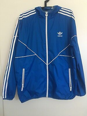 Adidas Originals Colorado Regenjacke Windbreaker Gr.L Neuwertig