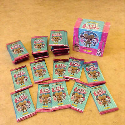 Panini L.o.l. Surprise! Official Trading Card Packets L.o.l. Surprise! New Lol