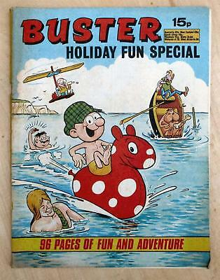Buster comic Holiday Fun Special 1972