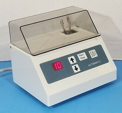 SDI Ultramat 2 Dental Amalgamator WORKS GREAT last serviced June 2018