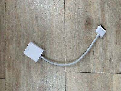 Dock Connector zu auf to VGA Adapter Video Cable für iPhone 4 4s Neu iPad 3 2 1