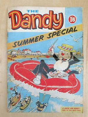The Dandy comic Summer Special 1969
