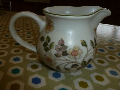 M&S Marks & Spencer Autumn Leaves - Large milk custard jug VGC