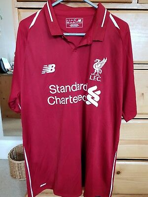 Liverpool Home Shirt 2018/19 NEW Size L
