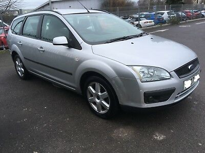 2007 Ford Focus Sport Tdci Estate  151,000 miles MOT - May 2019 up to 51.4 mpg !