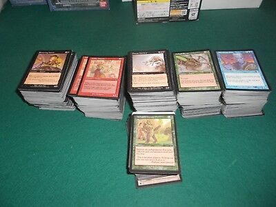 lot + 1000 carte magic Urza's Destiny