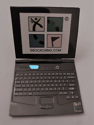 Geocoin Anthus Laptop Black Nickel (BN)