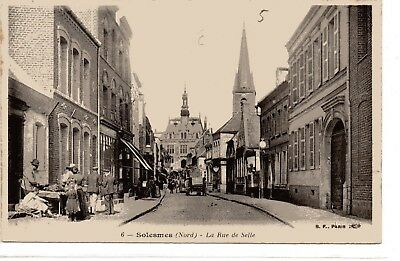 cpa 59 Nord Solesmes
