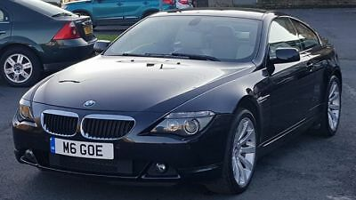 bmw 630i sport automatic with pan roof  !!! NO RESERVE 7 DAY AUCTION !!!