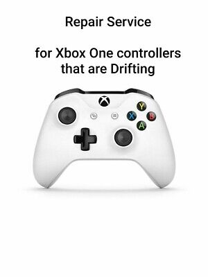 Official xbox one controller repair service.