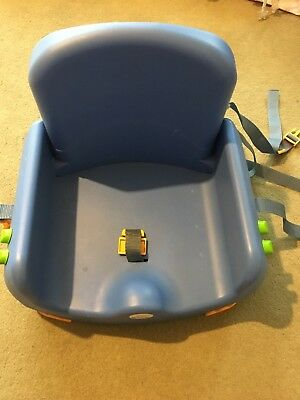 Kidskit Kids' Friendly Hi-Seat Portable Booster Seat
