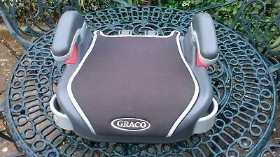 GRACO Booster Seat with cup holders