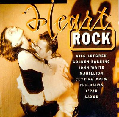 Sampler Heart Rock Lofgren & Springsteen, Glass Tiger, Marillion, Great White ..