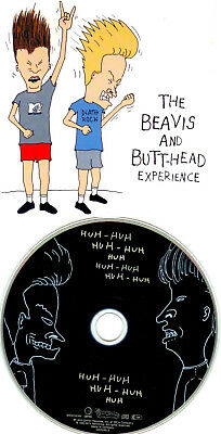 Sampler (MTV) The Beavis And Butt-Head Experience 1993