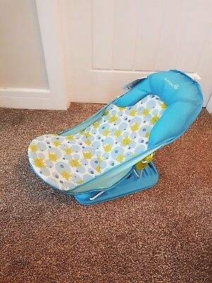 Summer Infant Deluxe Baby Bath Chair New