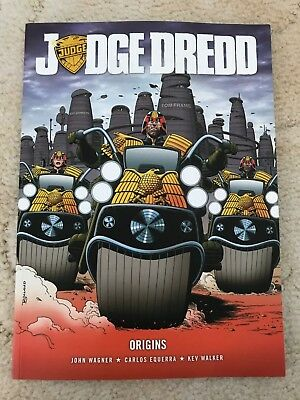 Judge Dredd - Origins (2000 AD collection), VGC