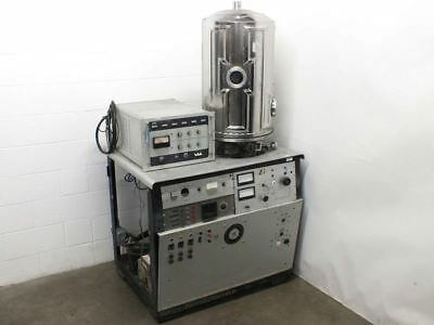 CHA SE-600-RAM 4 Pocket E-Beam Evaporator Vacuum Chamber Sloan Five/Ten AS IS