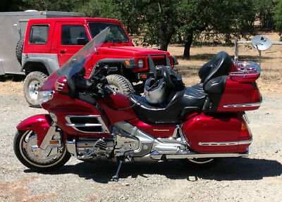 2003 Honda Gold Wing  2003 Honda GL1800 Goldwing