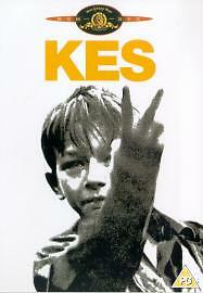 Kes (DVD, 2003) Very Good Condition. Free Postage and Packing